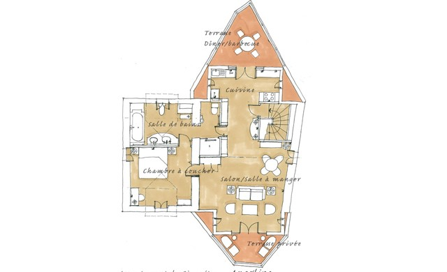 Angelica floor plan
