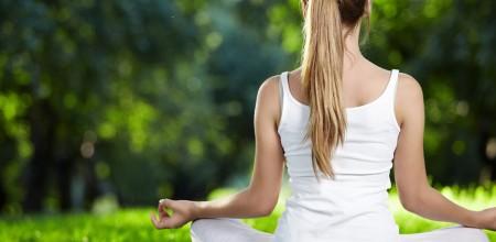 Yoga at Le Moulin De Larcy